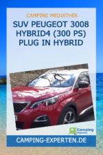 SUV Peugeot 3008 Hybrid4 (300 PS) Plug in Hybrid