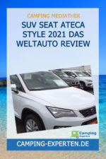 SUV Seat Ateca Style 2021 Das WeltAuto Review
