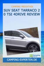 SUV Seat Tarraco 2 0 TSI 4Drive Review