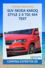 SUV Skoda Karoq Style 2 0 TDI 4x4 Test