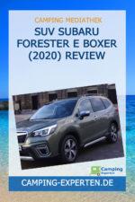 SUV Subaru Forester e Boxer (2020) Review