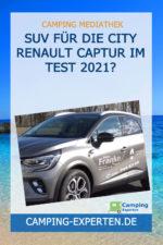 SUV für die City Renault Captur im Test 2021?