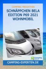 Schnäppchen Bela edition P69 2021 Wohnmobil