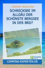 Schrecksee im Allgäu Der schönste Bergsee in der BRD?