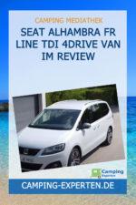 Seat Alhambra FR Line TDI 4Drive Van im Review