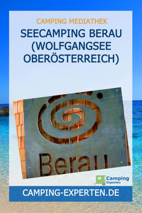 Seecamping Berau (Wolfgangsee Oberösterreich)