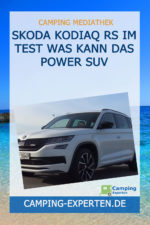 Skoda Kodiaq RS im Test Was kann das Power SUV