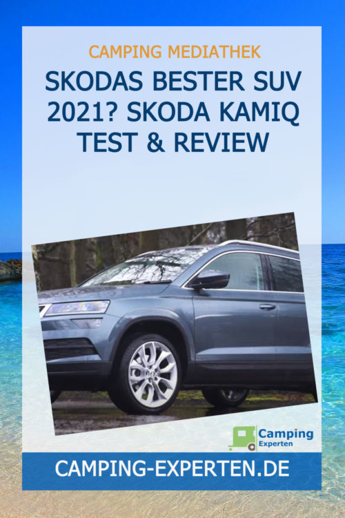 Skodas bester SUV 2021? Skoda Kamiq Test & Review