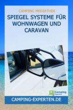 Spiegel Systeme für Wohnwagen und Caravan