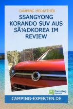 SsangYong Korando SUV aus Südkorea im Review