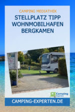 Stellplatz Tipp Wohnmobilhafen Bergkamen