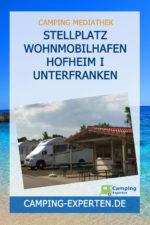 Stellplatz Wohnmobilhafen Hofheim i Unterfranken