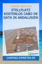 Stellplatz kostenlos Cabo de Gata in Andalusien