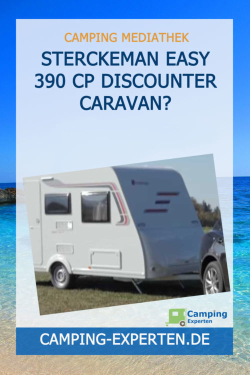 Sterckeman Easy 390 CP Discounter Caravan?