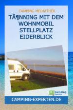 Tönning mit dem Wohnmobil Stellplatz Eiderblick