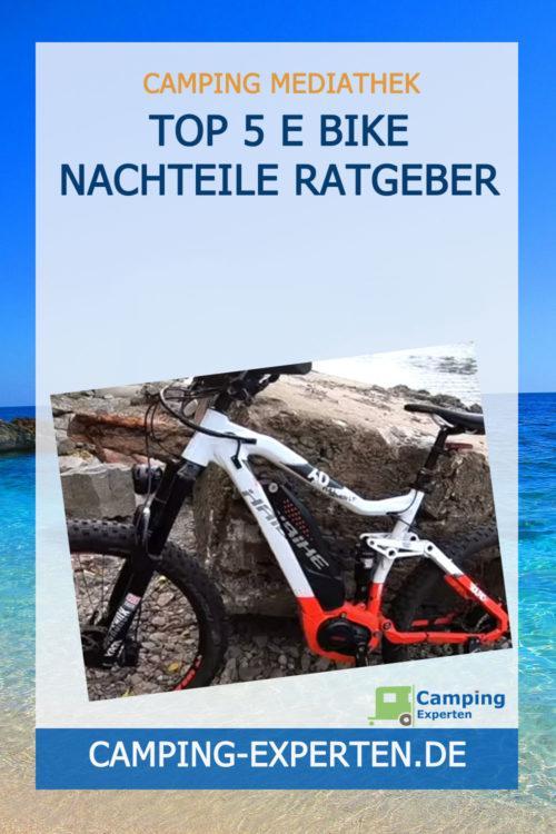 Top 5 E Bike Nachteile Ratgeber