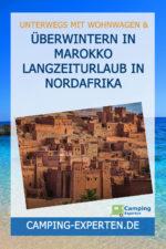 Überwintern in Marokko Langzeiturlaub in Nordafrika