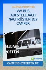 VW Bus Aufstelldach nachrüsten DIY Camper Selbstausbau