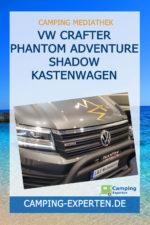 VW Crafter Phantom Adventure Shadow Kastenwagen