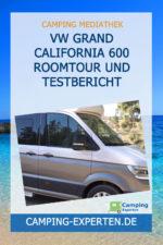 VW Grand California 600 Roomtour und Testbericht