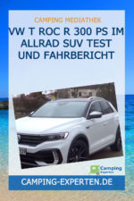 VW T Roc R 300 PS im Allrad SUV Test und Fahrbericht