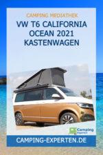 VW T6 California Ocean 2021 Kastenwagen