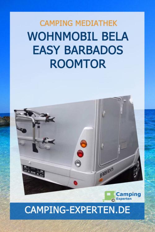 WOHNMOBIL BELA EASY BARBADOS Roomtor