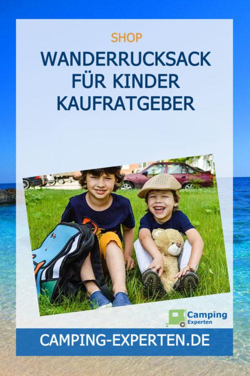 Wanderrucksack für Kinder Kaufratgeber