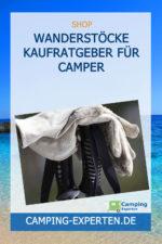 Wanderstöcke Kaufratgeber für Camper