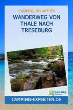 Wanderweg von Thale nach Treseburg