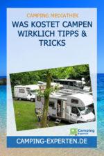 Was kostet Campen wirklich Tipps & Tricks
