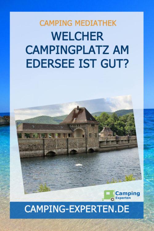Welcher Campingplatz am Edersee ist gut?