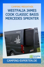 Westfalia James Cook Classic Basis Mercedes Sprinter
