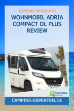 Wohnmobil Adria Compact DL Plus Review