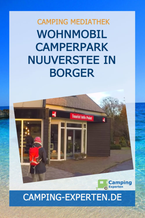 Wohnmobil Camperpark Nuuverstee in Borger