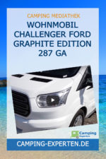 Wohnmobil Challenger FORD Graphite Edition 287 GA