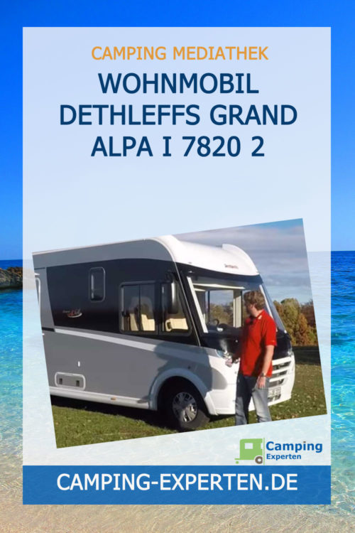 Wohnmobil Dethleffs Grand Alpa I 7820 2