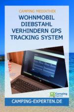 Wohnmobil Diebstahl verhindern GPS Tracking System