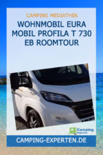 Wohnmobil EURA Mobil Profila T 730 EB Roomtour