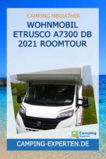 Wohnmobil Etrusco A7300 DB 2021 Roomtour