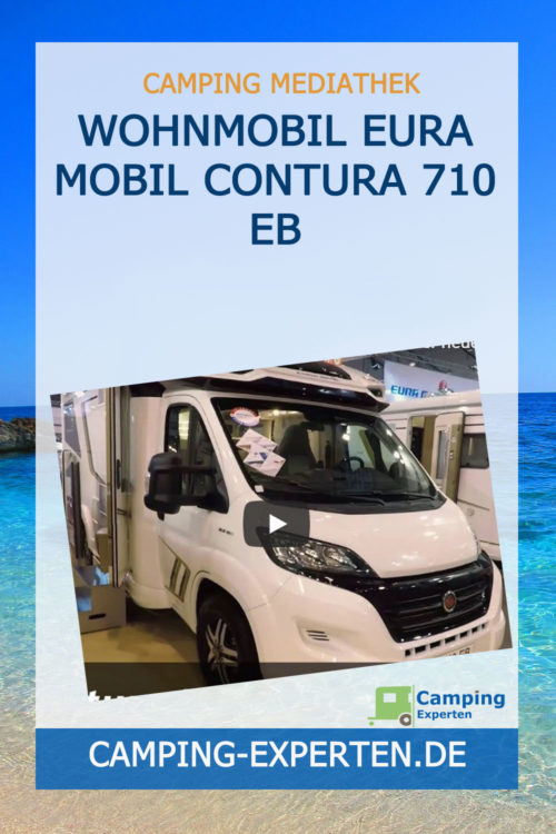 Wohnmobil Eura Mobil Contura 710 EB