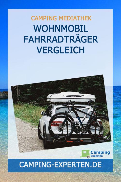 Wohnmobil Fahrradträger Vergleich