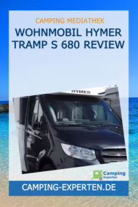 Wohnmobil HYMER TRAMP S 680 Review