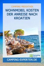 Wohnmobil Kosten der Anreise nach Kroatien