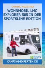 Wohnmobil LMC Explorer 585 in der Sportsline Edition