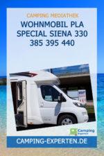 Wohnmobil PLA Special Siena 330 385 395 440