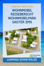 Wohnmobil Reisebericht Wohnmobilpark Sagter Ems