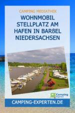 Wohnmobil Stellplatz Am Hafen in Barßel Niedersachsen