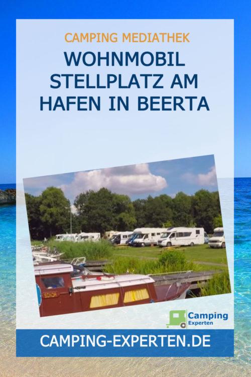 Wohnmobil Stellplatz Am Hafen in Beerta