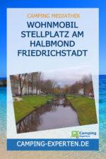 Wohnmobil Stellplatz Am Halbmond Friedrichstadt